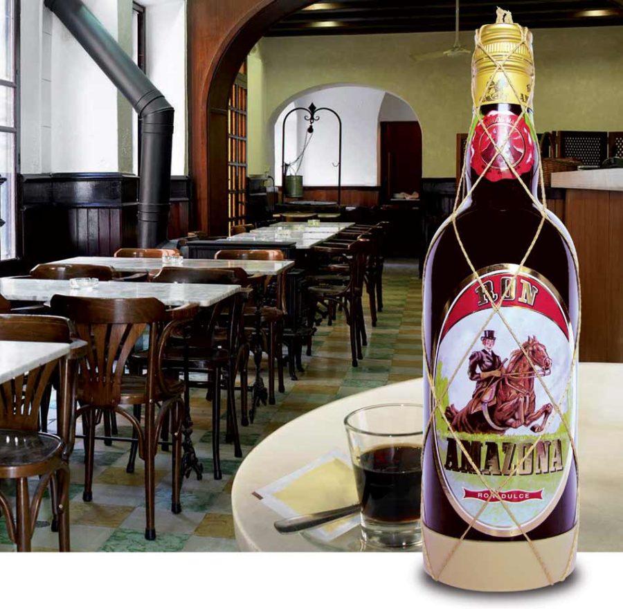 Ron Amazona, una bebida tradicional de Mallorca