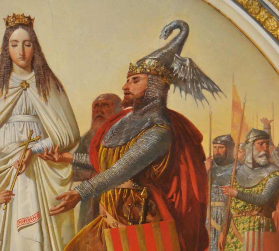 Como conquistó Jaime I Mallorca