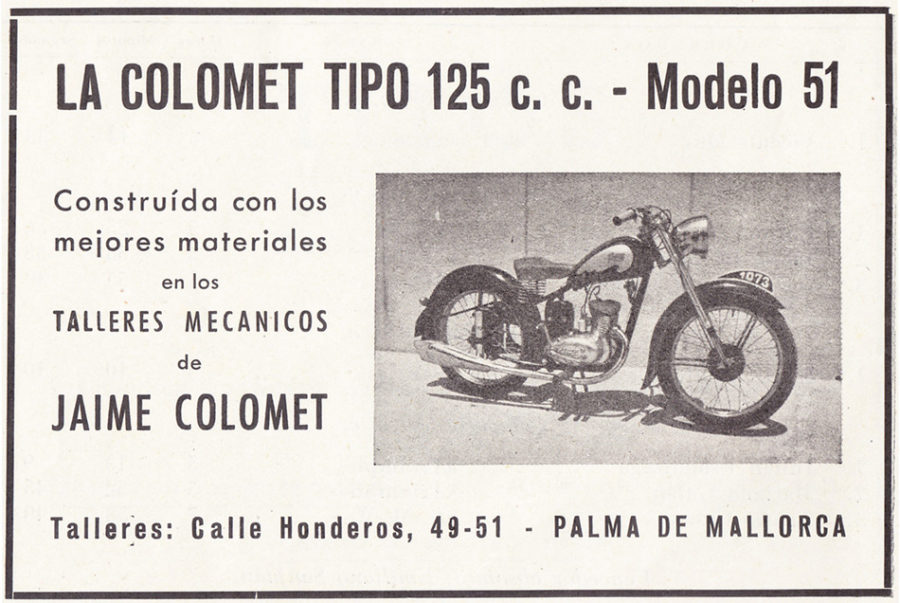 Mallorca on two wheels