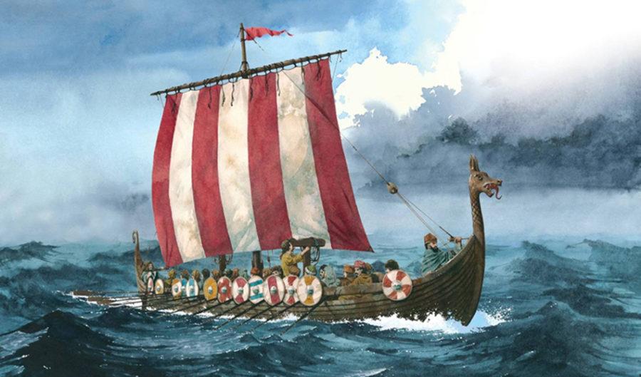 Vikings in Mallorca