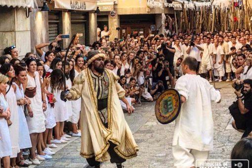 Fiestas de moros y cristianos de Pollensa