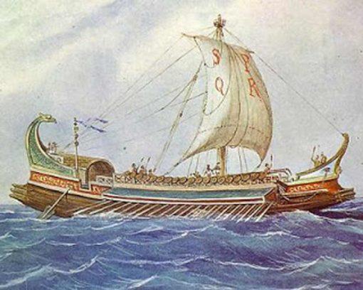 Feeding of the seamen