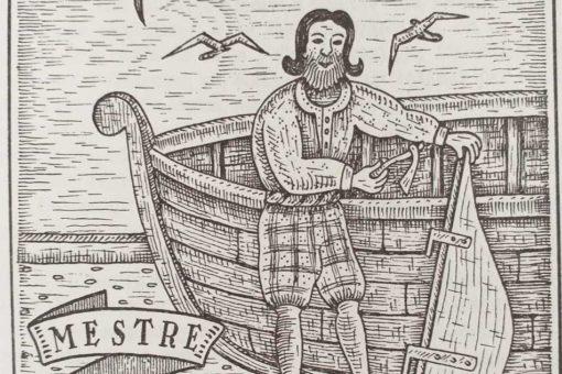 Mestres d'aixa - ship's carpenters