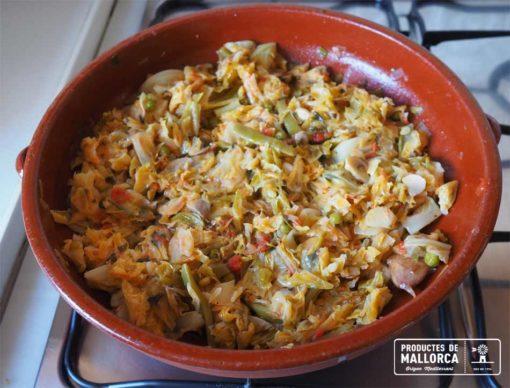 Mallorcan winter soups or Sopas mallorquinas de invierno