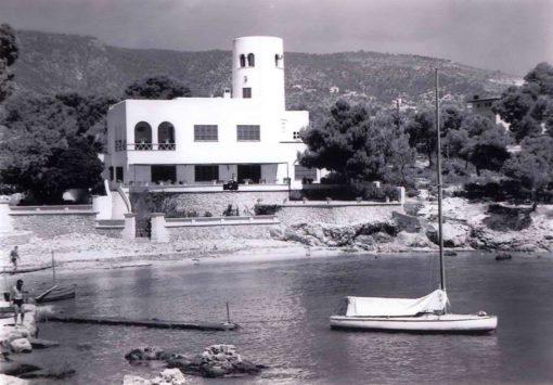 Errol Flynn en Mallorca