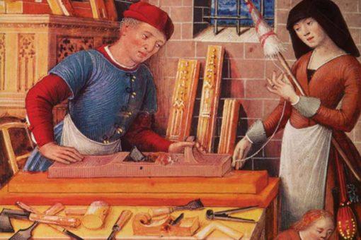 Antiguos oficios en Búger