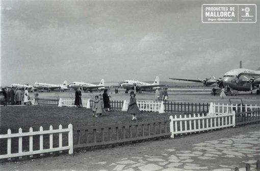 1960 Mallorca entonces